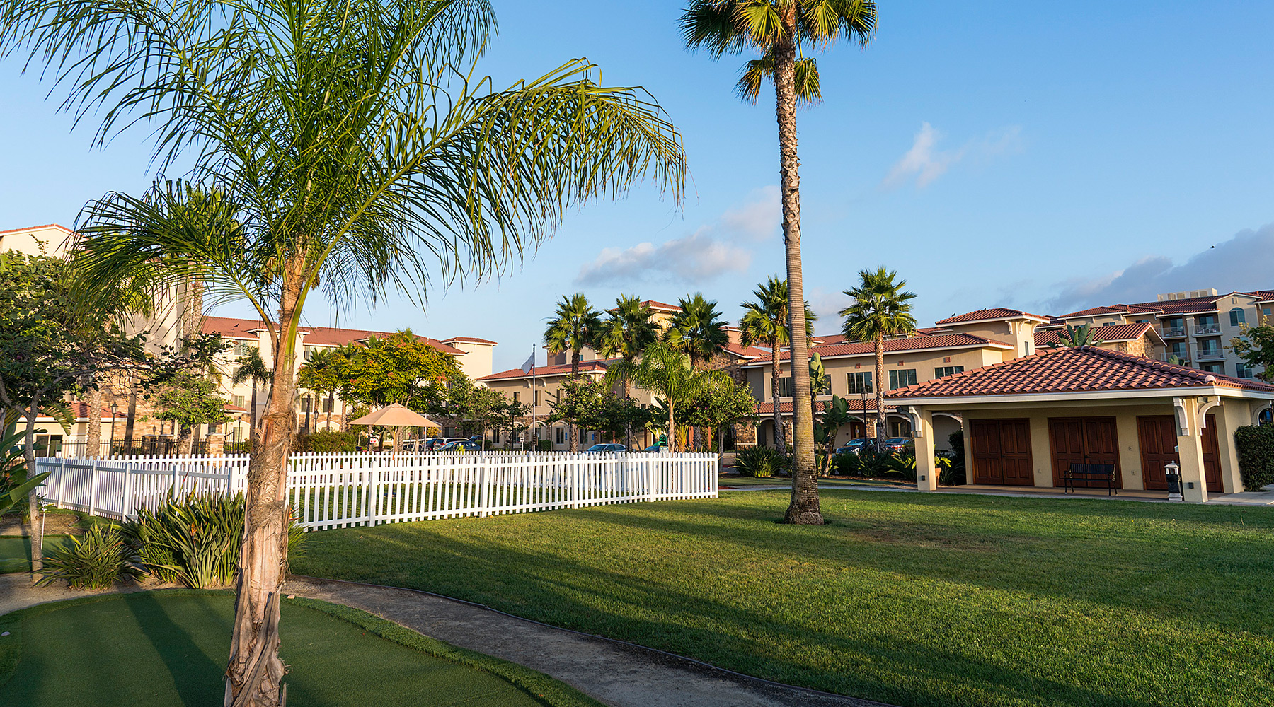 Paradise Village - Retirement Home in Southern California