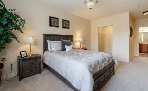 Two Bedroom Bed